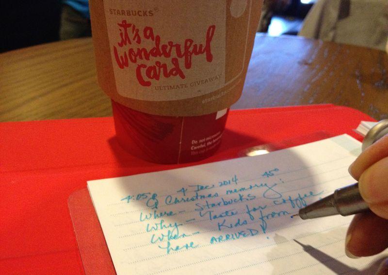 Starbucks coffee JYC