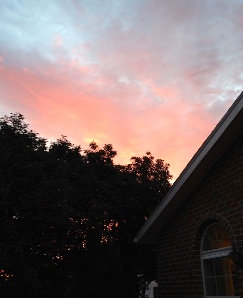 Sunrise 12.27