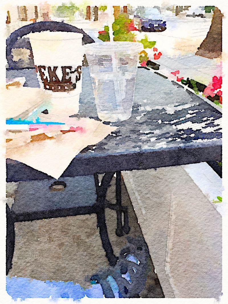 Painted in Waterlogue -@Zeke's