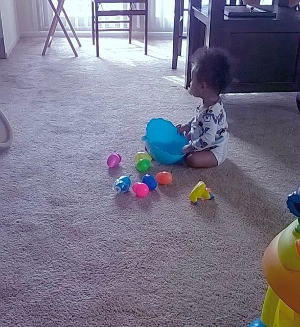 Bebe's Easter Basket