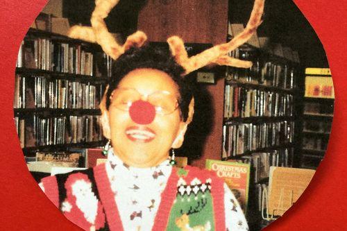 Rednosed reindeer...